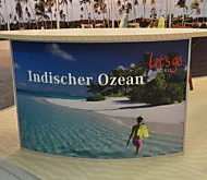 Theke Indischer Ozean 2014 Let's go Tours